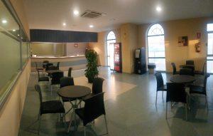 Cafeteria tanatorio de Ávila