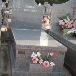 Lapida mod flor